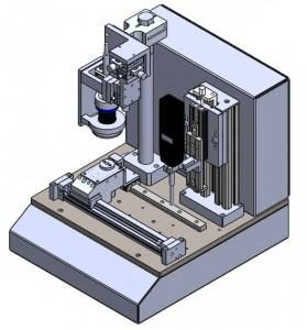 Nozzle Inspection Machine